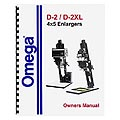 Omega Enlarger Manuals