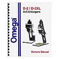 Omega Enlarger Manuals