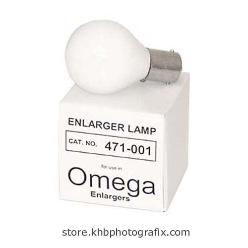 Omega 471-001 PH111A 75W 120V Condenser Enlarger Lamp