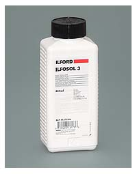 Ilford Ilfosol 3 B&W Film Developer - 500ml
