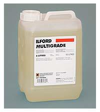 Ilford Multigrade Paper Developer - 5 Litre