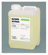 Ilford Hypam Fixer - 5 Litre