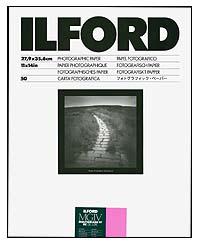 Ilford Multigrade IV RC Paper - 11x14 Glossy, 50 sheets