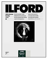 Ilford Multigrade IV RC Paper - 11x14 Pearl, 10 sheets