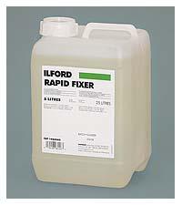 Ilford Rapid Fixer - 5 Litre