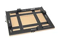 LPL 14x17 4-Blade Adjustable Darkroom Easel