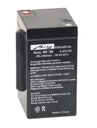 Dryfit Battery for Metz 60CT series Flash