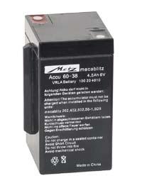 Dryfit Battery for Metz 60CT series Flash
