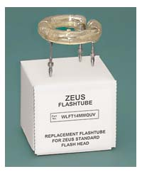 Flashtube for Zeus Z2500SH Standard Flash Heads