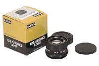 LPL 75mm f3.5 Enlarging Lens for 6x6cm Negatives