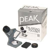 Peak Enlarging Focuser Model III / Focus Scope