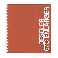 Beseler 67C (early) Enlarger Instruction Manual