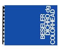 Beseler Dichro dg Colorhead Instruction Manual