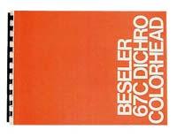 Beseler Dichro 67C Colorhead Instruction Manual