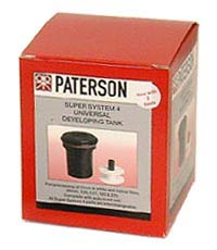Paterson Super System 4 Universal Developing Tank with 2 Reels