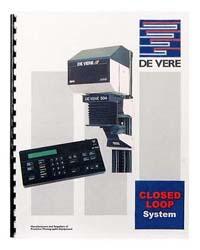 De Vere / DeVere Closed Loop Colorhead Manual