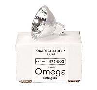 Omega 471-900 200W 82V Quartz-Halogen Enlarger Lamp