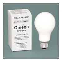Omega #471-002 PH211 75W 120V Condenser Enlarger Lamp