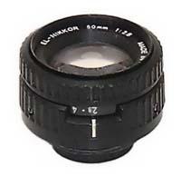 EL-Nikkor 50mm f2.8N Enlarging Lens for 35mm Negatives - Used