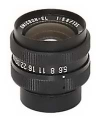 Omicron-EL 135mm f5.6 Enlarging Lens for 4x5 Negatives - Used