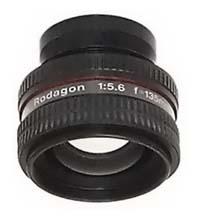 "Rodenstock Rodagon 135mm f5.6 Enlarging Lens for 4""x5"" Negatives - Used"