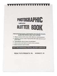 "Regal 12""x18"" Blotter Book for Photo Print Drying"