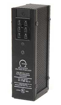 Voltage Stabilizer for Chromega D & E Dichroic Enlargers