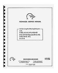 Omega D2v Enlarger manual